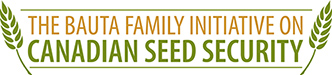 Bauta Family Initiative on Canadian Seed Security