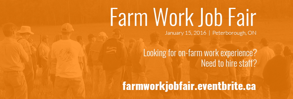 Farm Work Job Fair