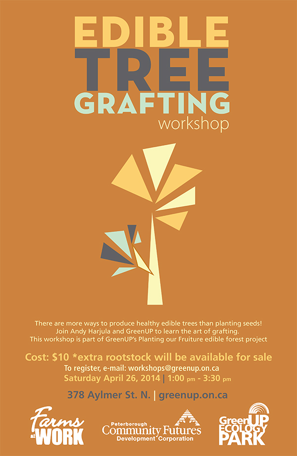 Ecology Park - Tree Grafting Workshop