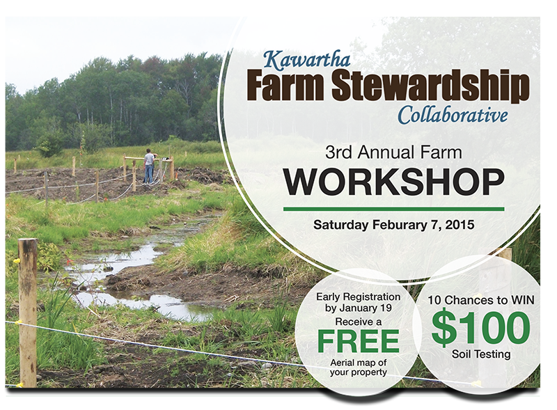 2014 Kawartha Farm Stewardship Workshop