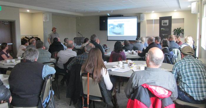 Pasture Potential Workshop Group