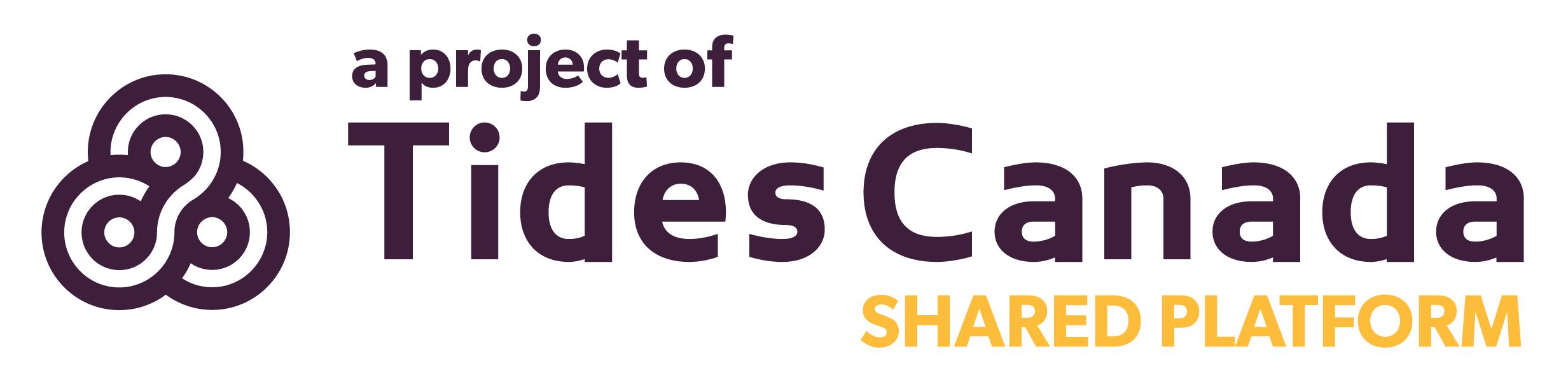 Tides Canada Shared Platform