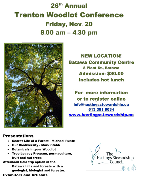 Trenton Woodlot Conference
